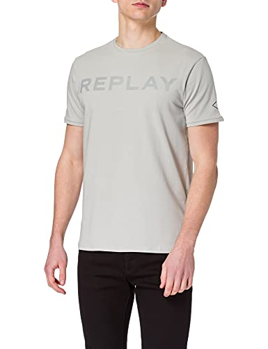 REPLAY M3180 Camiseta, 396, L para Hombre