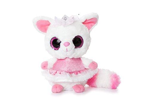 Aurora World 73929 - YooHoo und Friends Pammee Princessin, 12.5 cm, rosa