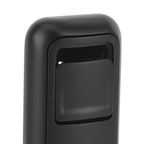Eosnow Alcoholímetro portátil Detector de Bebidas automático Probador de Vino de conducción Analizador de Alcohol Alcoholímetro Digital para Coche(Black, Pisa Leaning Tower Type)