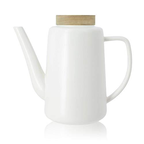 OGOLIVING 7912016 Kaffee, Tee, Schokolade & Zubehör, weiß
