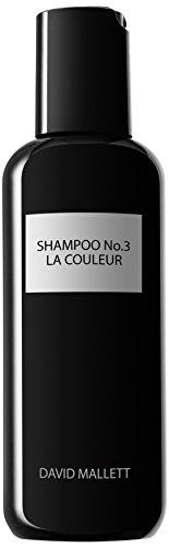 David Mallett Shampoo no.3il colore