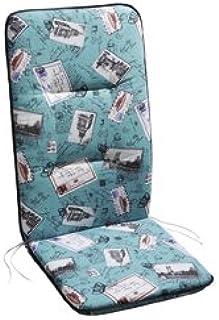 BEST 05041486 - Cojín para sillas de Exterior, Color Multicolor