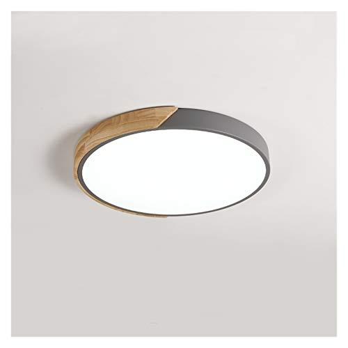 Moderno, Dormitorio moderno LED LIGHT LIGHT SOBRE LIRSE LIGHTING LIGHTURE ULTRATHIN LED Lámpara de techo Luces para sala de estar para sala de estar, dormitorio, pasillo y más