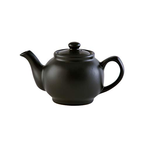 Price & Kensington 2 Cup Teapot, Matt Black