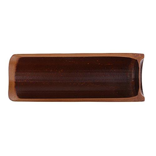 HomeDecTime Herramientas de Cuchara de Té de Bambú...