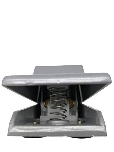 Pneumatik Fußschalter 5/2 Wegeventil rastend