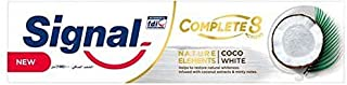 Signal Complete 8 Toothpaste -  Coco White, 100ml