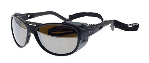 Julbo Explorer 2.0Sonnenbrille Herren, Herren, Explorer 2.0, Noir Mat/Gris