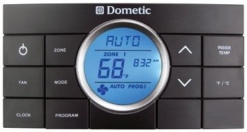 Dometic 3314082.000 3312024.000 Duo Therm Comfort Control 2 CCC2 Black