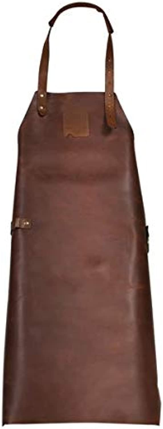Boska Holland 955051 Mr Smith Kitchen Apron, One Size Fits Most Most, Brown