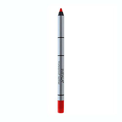 Impala Lipliner Bleistift Farbe Rot Orange 227 Cremig Wasserdicht Langlebig