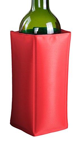 Vin Bouquet FIE 169 Vinbouquet K&uumlhlmanschette, Nylon, Rot, 14,5 x 20 x 2,5 cm, 14.5x20x2.5 cm