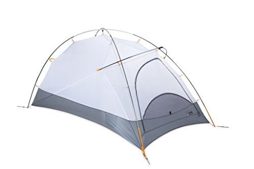 Nemo Kunai 2P 4-Season Mountaineering Tent Skyburst Orange