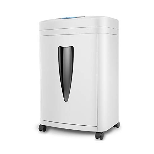 Best Bargain Shredder Particle-Level Office File Large Electric Silent Can Be Broken Nails Movable F...