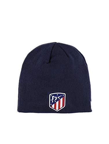 New Era Atletico Madrid Skull Knit Azul Talla Única