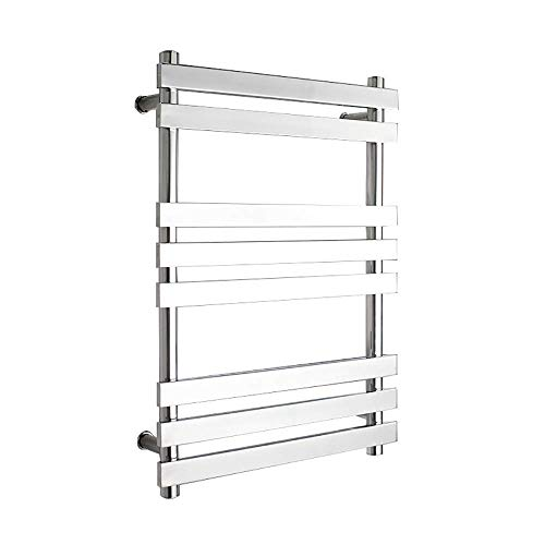 Home Equipment Towel Warmer Electric Heated Towel Rail Straight Ladder Bathroom RadiatorHigh Quality Stainless Steel Faster and More Uniform Waterproof and Leak Proof Rapid Temperature Rise More En