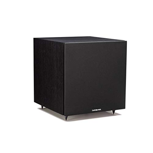 Cambridge Audio SX-120 Active Subwoofer - 70 Watts (Black)