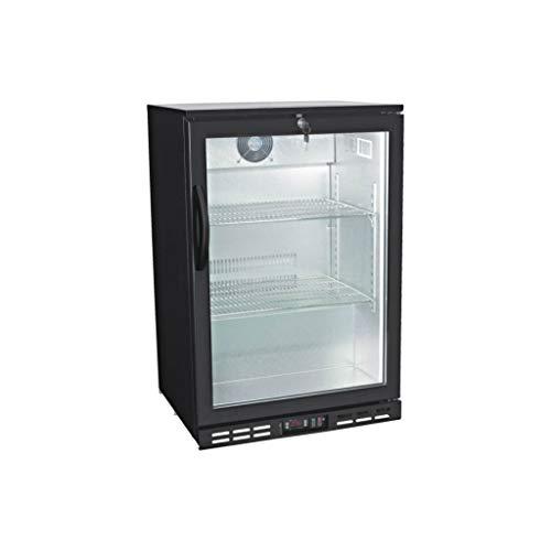 Procool Refrigeration Single Door Glass Front Back Bar Beverage Cooler; 24