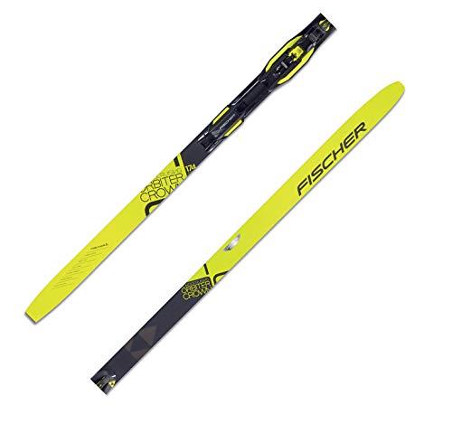 FISCHER Langlaufskier Orbiter EF - ohne Bindung schwarz/gelb (703) XL