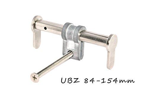 Blindzylinder für Profilzylinder-Einsteckschlösser universal variabl 84-154mm für Brandschutztüren bis T90 R2016