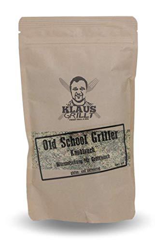 OldSchool Griller Knoblauch 250 g Beutel