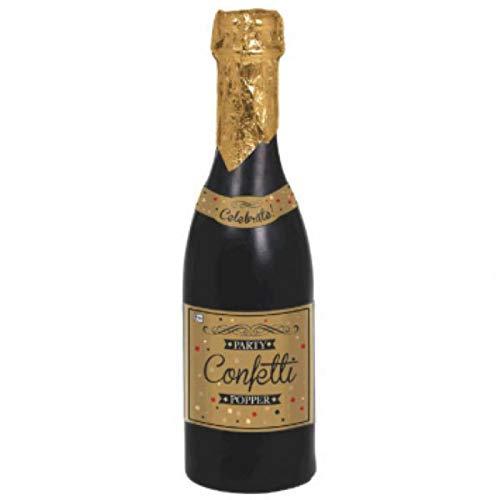 Amscan 391466 Champagne Bottle Party Popper 1 piece Party Decor