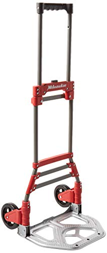 Milwaukee Hand Trucks 73777 Fold up Hand Truck, 5 Piece