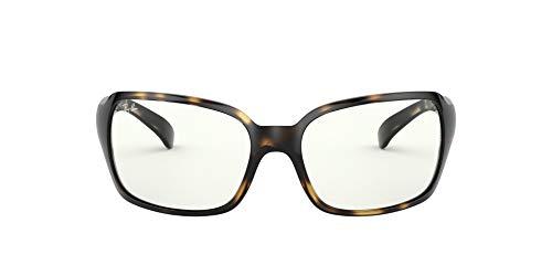 Ray-Ban 0RB4068 Gafas, LIGHT HAVANA, 60 para Mujer