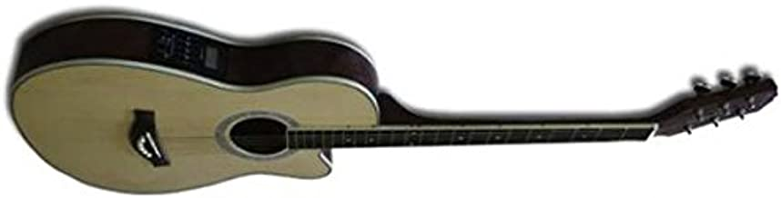 Memphis A95SCET Guitarra Electroacústica superflat: Amazon.es ...