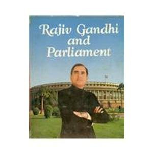 Rajiv Gandhi And Parliament