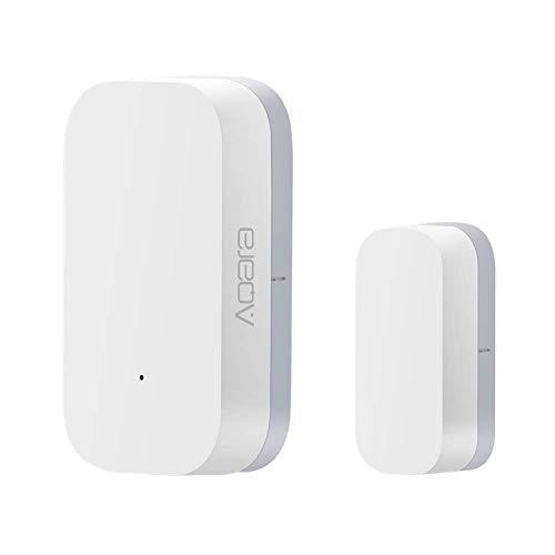 Bainuojia für Aqara Tür- und Fenstersensor Sensor Smart Home Kit Zigbee-Funktion Arbeit für zu Hause APP-Steuerung