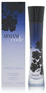 Giorgio Armani Armani Code Eau de Parfum Spray for Women, 1.7 oz