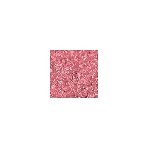 The Rainbow Dust - Sprinkles Cristales De Azucar Perlados Rosa 50Gr