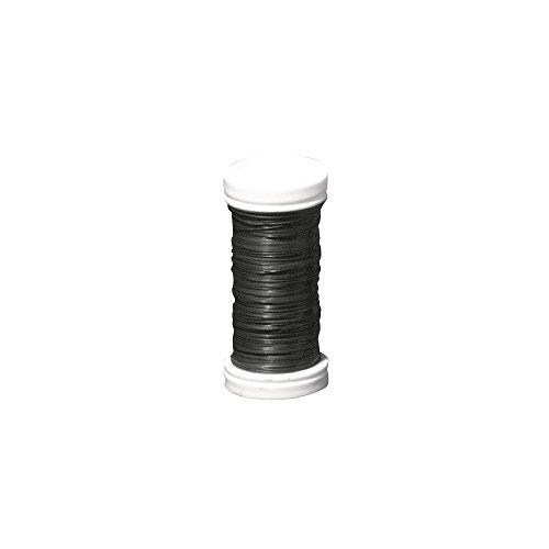 Rayher 2400100 - Filo di Ferro per Fiori, 0,35 mm, Bobina da 100 m
