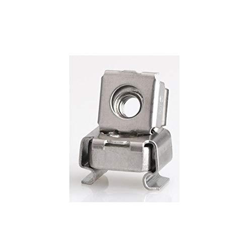 Kastmoeren van roestvrij staal, kooimoeren van ijzer/kast, M5 (5 Tablets /