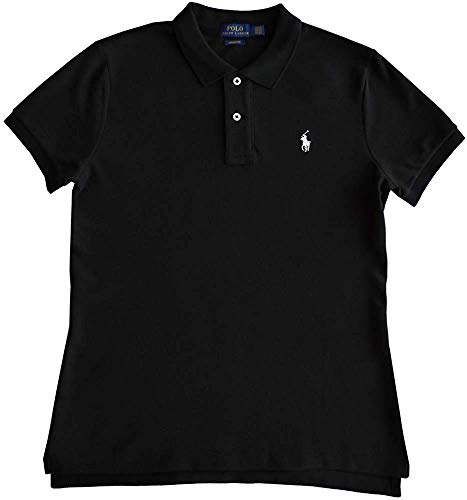 Polo Ralph Lauren Polo-Hemd Gr.L, Polo Pony, Skinny FIT, POLBLK WHT