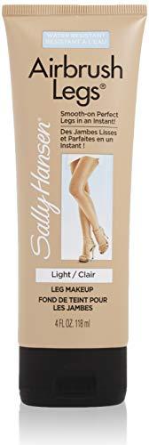 Sally Hansen Airbrush Legs Smooth Maquillaje ligero de pierna - Light, 118 ml