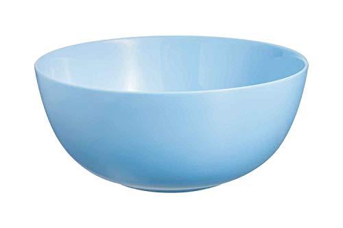 Luminarc Diwali Colours Salatschüssel, 21 cm, Hellblau