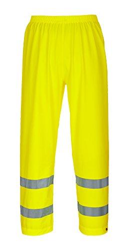 Sealtex ULTRA Unlined Lavoro Pantaloni Pantaloni Alta Visibilità Workwear S 5XL s493