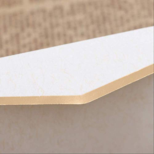 Estampación Bolsa de tarjeta bancaria Invitación de negocios de gama alta Tarjeta de membresía de sobre pequeño 10x7cm Mini sobre titular de tarjeta de visita Beige