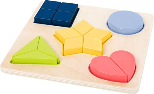 small foot 11101 Puzzle Formes \