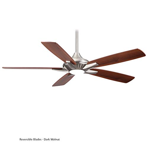 Minka-Aire F1000-BN, Dyno, 52' Ceiling Fan, Brushed Nickel