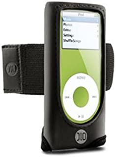 DLO Action Jacket Armband Case for iPod nano 1G, 2G (Black) (Discontinued by Manufacturer)