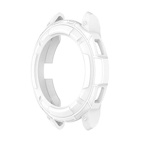 YUYAN Funda protectora de TPU para Samsung Galaxy Watch 4 Classic 42mm 46mm Funda Bumper Ligero Protector Shell Accesorios