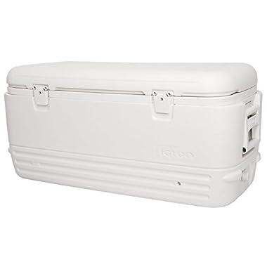 Igloo Polar Cooler (120-Quart, White)