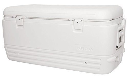 IGLOO Outdoor Polar Kühlbox, Weiß, 113 Liter