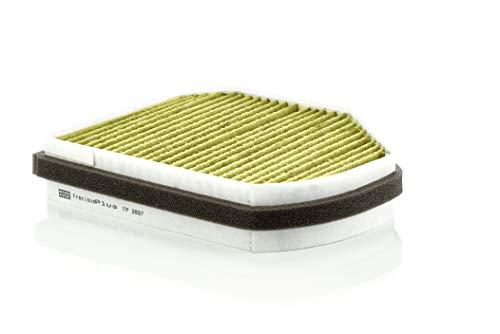 Original MANN-FILTER Innenraumfilter FP 2897 – FreciousPlus Biofunktionaler Pollenfilter – Für PKW