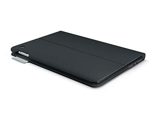 Logitech UltraThin Keyboard Folio for iPad AIR Carbon Black (QWERTY, englisches Tastaturlayout)