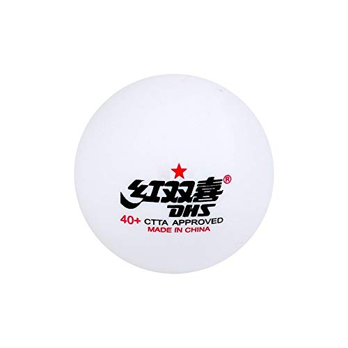 Affordable Xionghaizi Table Tennis Sai Fu, One Star, Two Stars, Training Ball 40+, White Table Tenni...