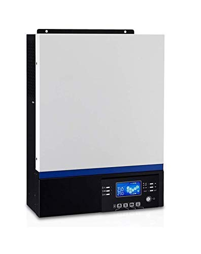 Plusenergy wccsolar Inversor Hibrido 5000w / 10000w 48v Mppt 80A/60V 500Vdc Voltronic VM III Inverter de 48VDC a 230VAC